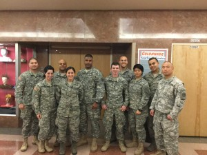 New York National Guard Members